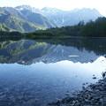 Photos: 湖面に映る山々