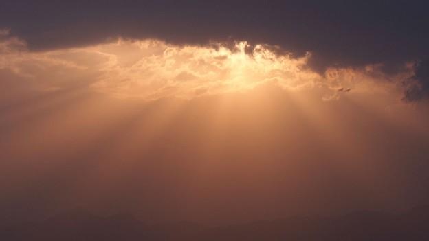 写真: 幽かなる山の呼び声