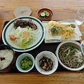 笹ヶ峰定食¥2,100