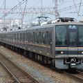 京都・神戸線207系2000番台 T24+S63編成