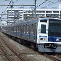 西武池袋線6000系 6117F