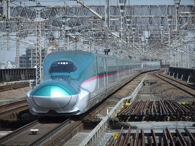 東北新幹線E5系 U10編成他17両編成