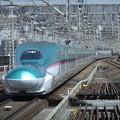 Photos: 東北新幹線E5系 U10編成他17両編成