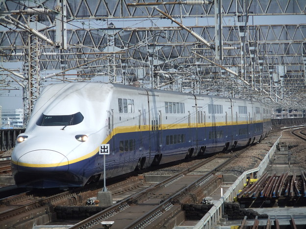 上越新幹線E4系 P81編成