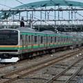 Photos: 高崎線・上野東京ラインE231系1000番台 U506編成他15両編成