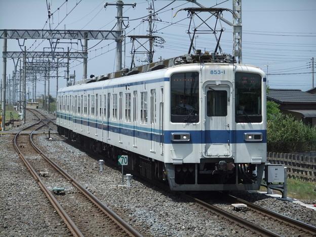 Photos: 東武伊勢崎線850系 853F