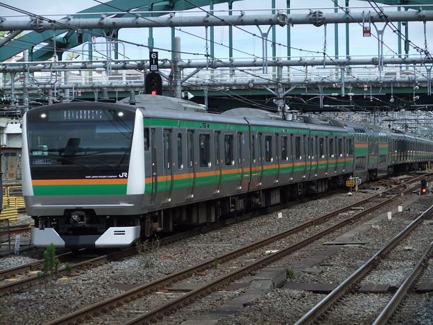 高崎線・上野東京ラインE233系3000番台 U630編成