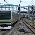 Photos: 湘南新宿ラインE231系1000番台 U518編成