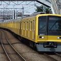 西武池袋線6000系 6157F【黄色塗装】