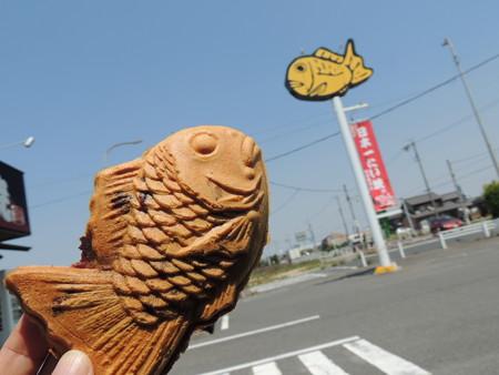 4/25(土) スーパージャンボ稲沢店1周年記念でラヴィーナ30 ・・・と餅太郎。