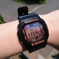 Photos: 数年前から欲しかったG-SHOCKの腕時計、今回やっと注文した!