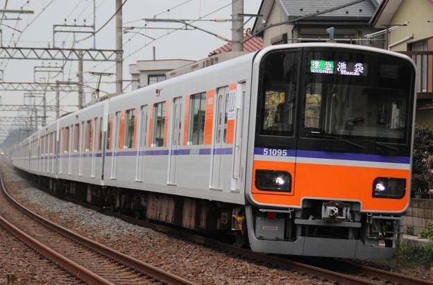 3210レ 51095F(2015/1/15 霞ヶ関-鶴ヶ島間にて)