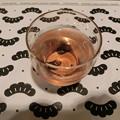 赤い日本酒