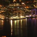 帆船祭り日本丸ライトアップ