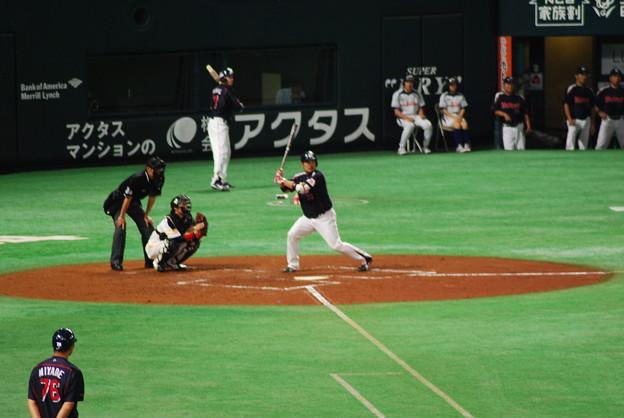 Photos: 20150531b vs スワローズ_060_畠山