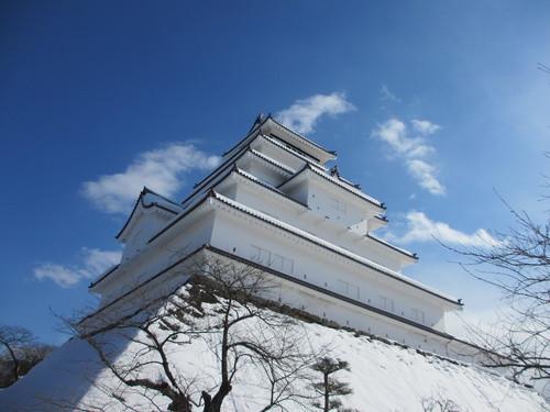 Photos: 雪の城