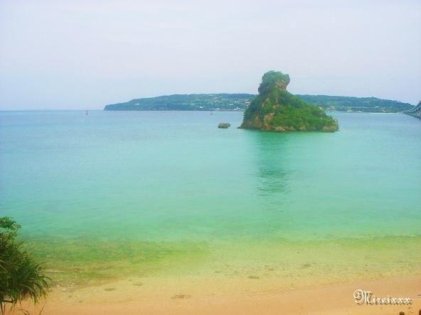写真: 春の沖縄本島2010@古宇利島