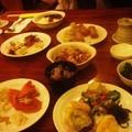 写真: 春の沖縄本島2010 夕飯