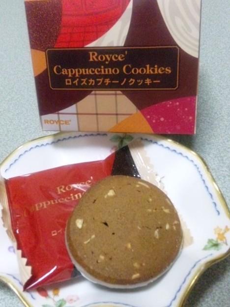 ROYCE'カプチーノクッキー
