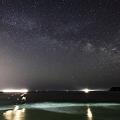 復興の海に銀河昇る