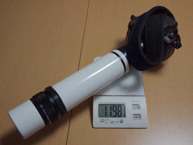 月食鏡筒(その3)