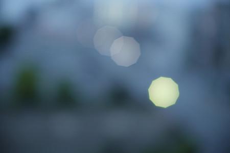 Nokton 17.5mm試写012(光源ボケ:F1.4)