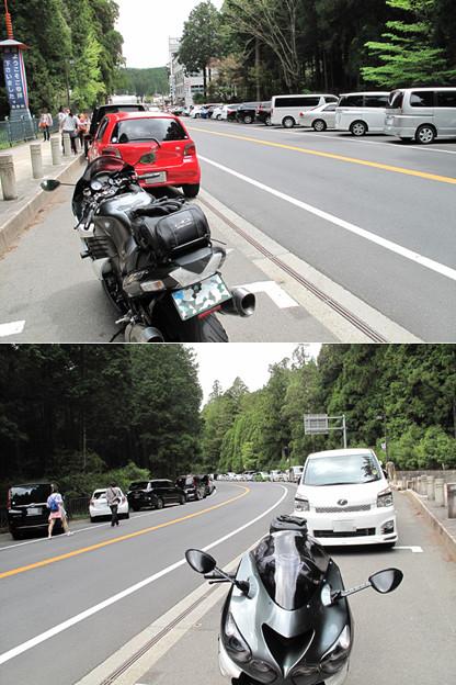 写真: IMG_9358高野山は大混雑