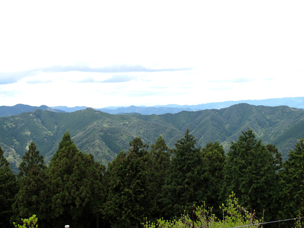 写真: IMG_9384 山なみ