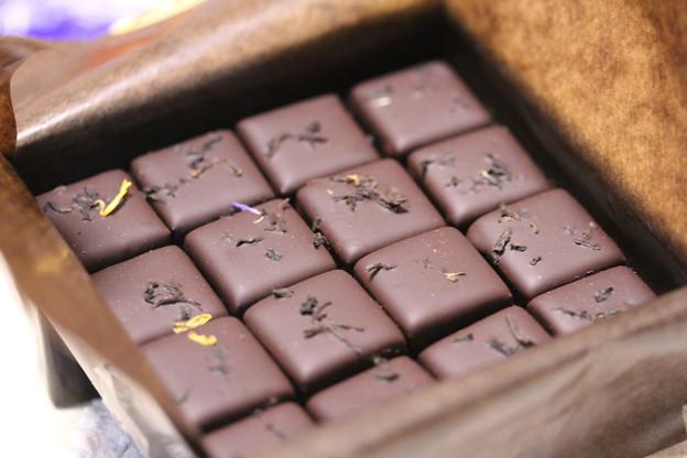 MARIAGE FRERES CHOCOLATS DES MANDARINS THE BOLERO