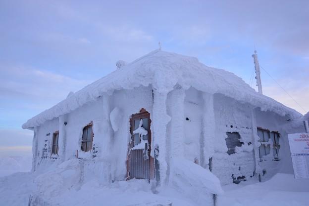 ラップランドの小屋