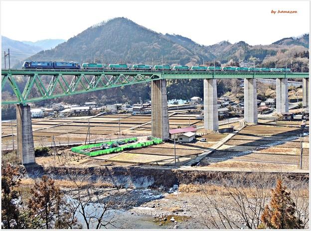 新桂川橋梁(3)