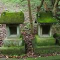 Photos: 元・子守神社?