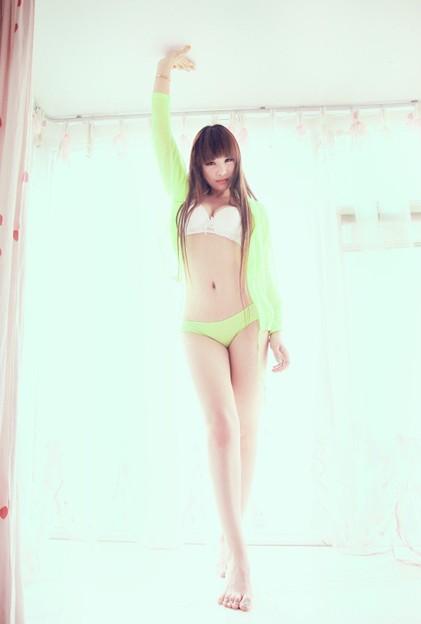今日の一押し小姐 5-5 美しい肢体 美形小姐って得(笑) (1)