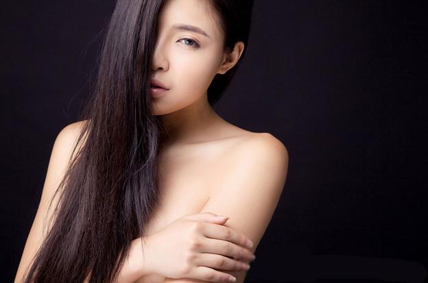 今日の一押し小姐 5-12 あそこの筋と黒髪で隠すバスト(笑) (4)