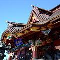写真: 大杉神社