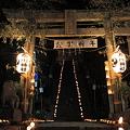 写真: 布川神社 大晦日