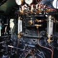 Photos: D51 運転台