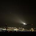 写真: Narita International Airport at Night