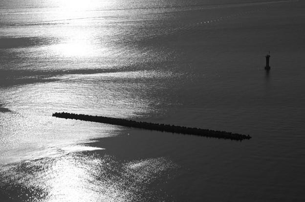 知多湾の朝_2351