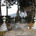 忠魂碑.高田神社