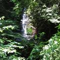 河内不動の滝二の滝.鏡野町