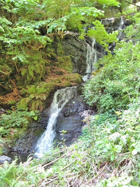 百々谷の滝.鏡野町