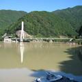 引原ダム湖(音水湖)