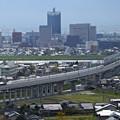 Photos: 新幹線到着