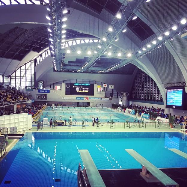 150328 東京辰巳国際水泳場