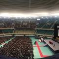 写真: 150403 法政大学入学式