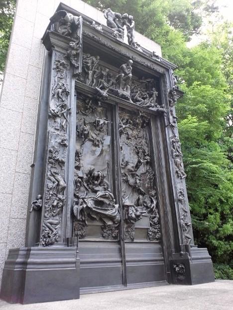 上野の地獄の門
