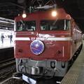 8009レ 寝台特急カシオペア EF81 81牽引(代走)