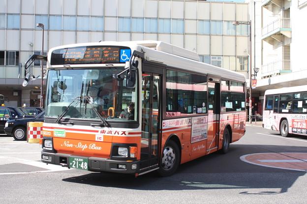 東武バス 5020号車 大42系統