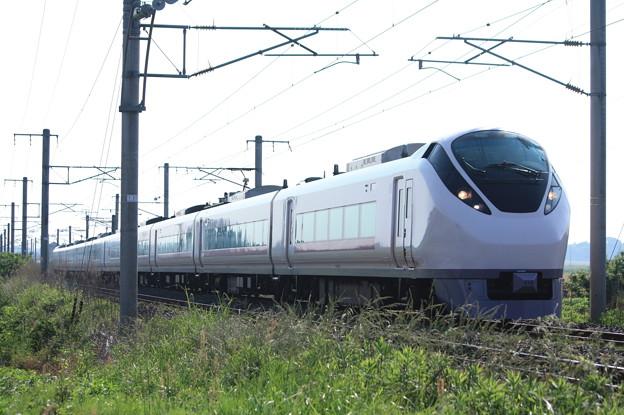 E657系K15編成 集約臨時列車